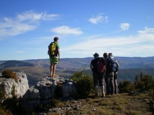 Randonnées pédestres Mont Aigoual, Cévennes, Lozère
