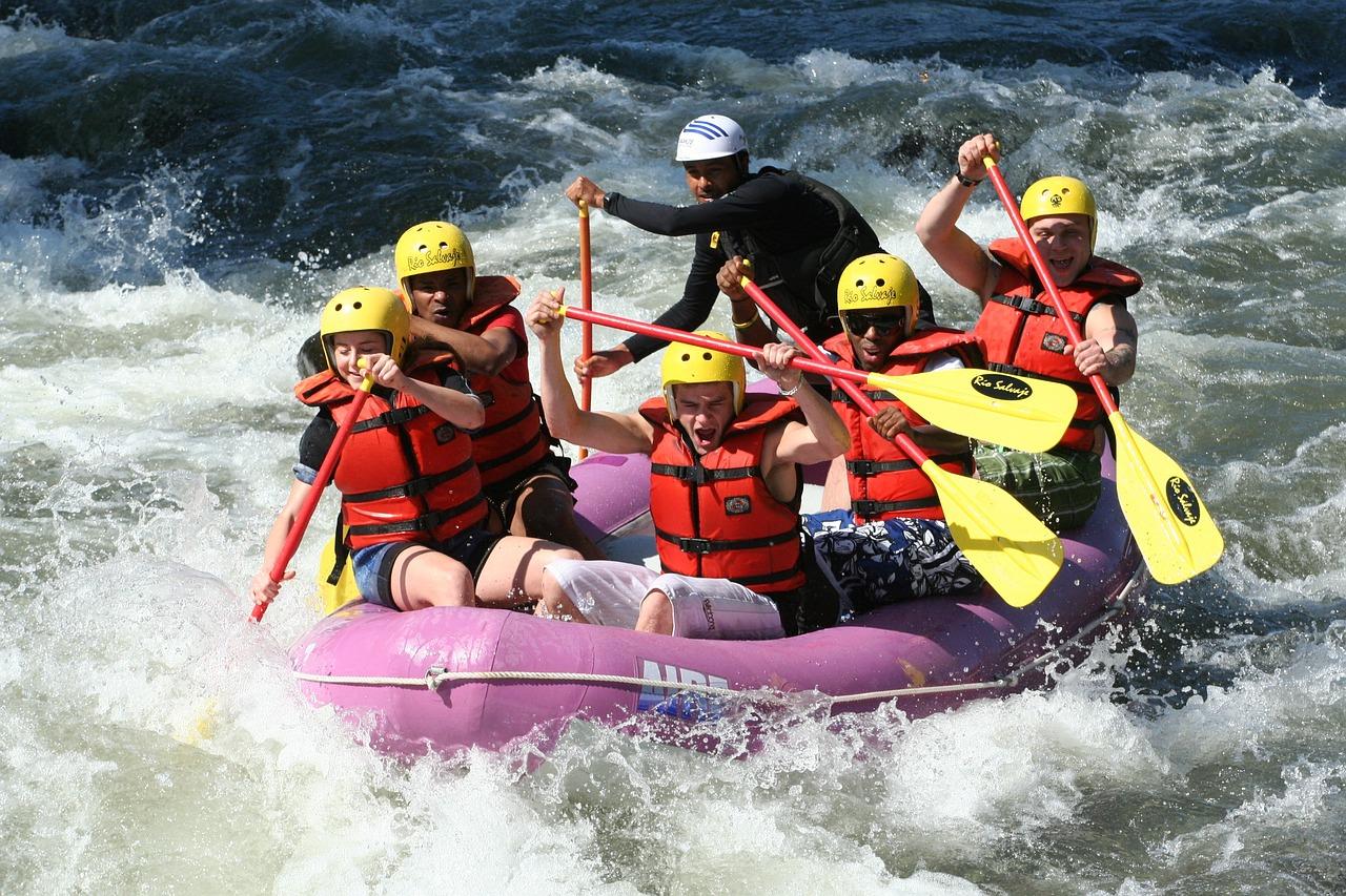 Rafting & Hot Dog Gorges de la Dourbie en Lozère