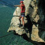 Via ferrata et escalade dans les gorges du Tarn, de la Jonte et de la Dourbie