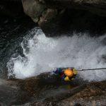 canyoning en Lozère